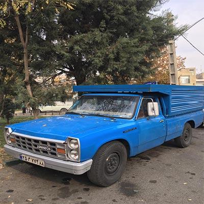 وانت بار تهران در باربری کردستان